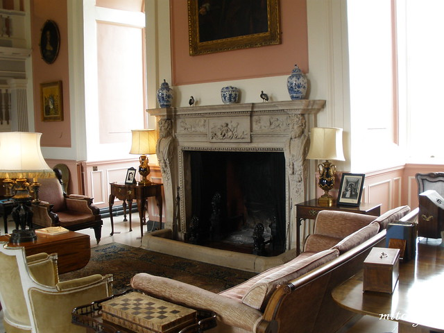 Picton castle Interior 2