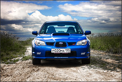 Subaru impreza station wagon ii фото