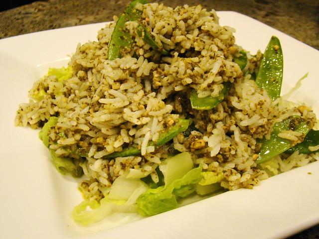 Vegan Dirty Rice and Veggies | Flickr - Photo Sharing!