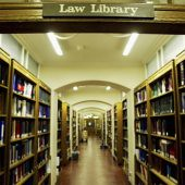 Law Library  (Photo by Ian Waldie/Getty Images)
