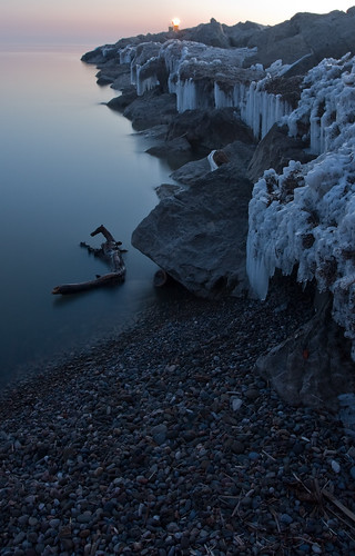 lake ontario sunrise harbour jordan 1740l canon40d