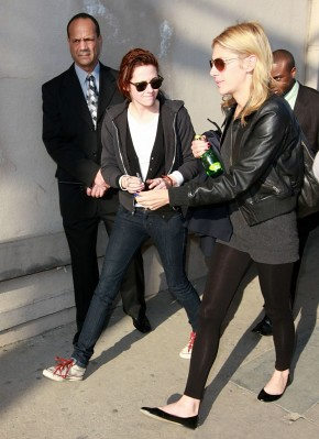 Kristen Stewart Jimmy Kimmel on Kristen Stewart Arriving To Jimmy Kimmel Live   Flickr   Photo Sharing