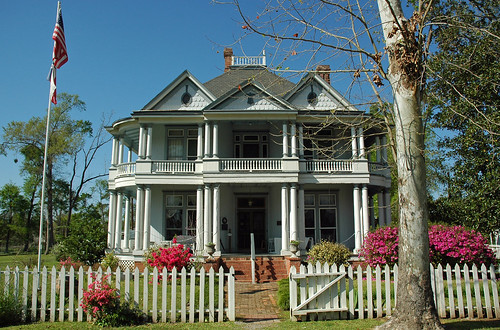 texas kountze hardincounty kirbyhillhouse house museum nationalregisterofhistoricplaces 99000610 210main colonial revival queenanne architecture victorian 1902 franktsmith
