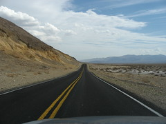 Death Valley National Park, California, Badwater Road (7)