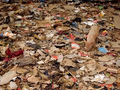 litter, waste,
