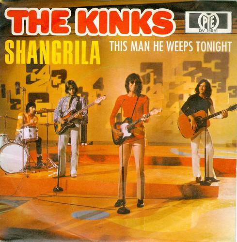 1969 - 39 - Kinks, The - Shangrila - D