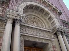 St. Paul's Church, Harvard Square, Cambridge, MA