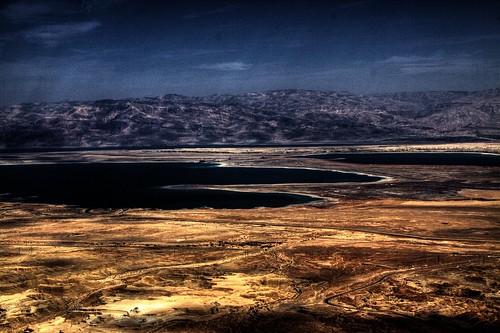 israel gimp jordan masada deadsea 2009 hdr jordanien toresmeer
