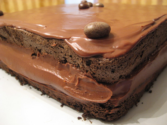 Rum Mocha Chocolate Cake Recipes