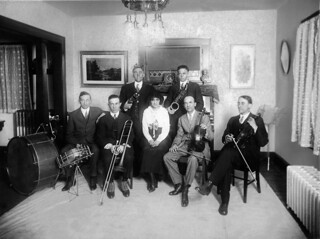 Grandfather's Band -- 1915