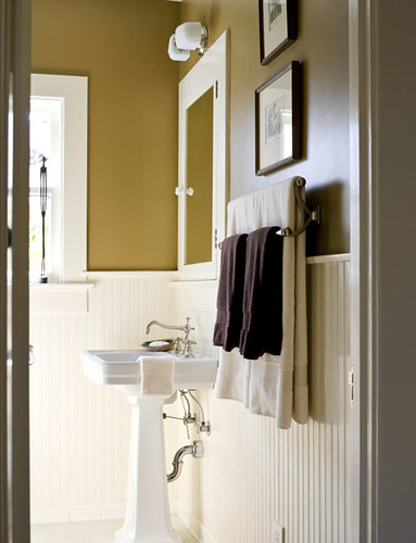ideas for the bathroom classic brown white 39 walnut