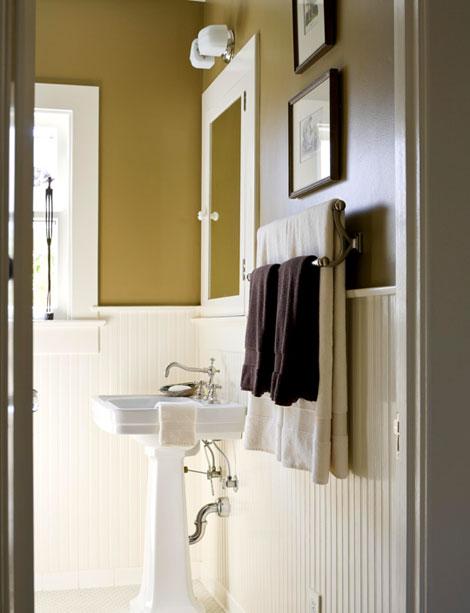 Walnut bathroom ideas