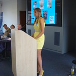 Abigail Coften, Marketing Manager, Palgrave Macmillan
