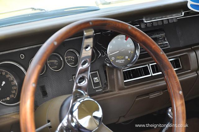 american muscle car interior flickr photo sharing. Black Bedroom Furniture Sets. Home Design Ideas