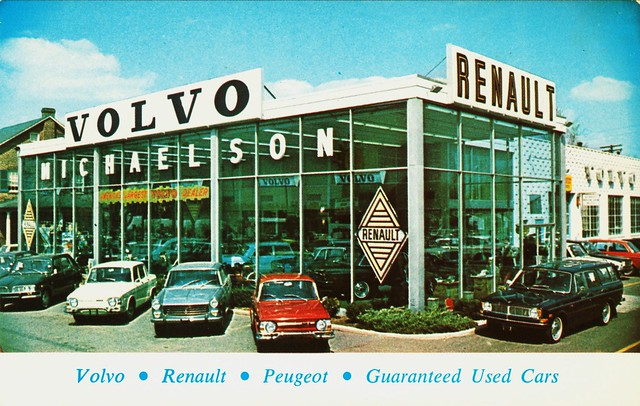 Michaelson Motors, Volvo, Renault, Peugeot, Baltimore MD