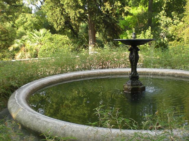Le jardin des plantes de montpellier france - Jardin des plantes de montpellier ...