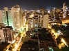 ciudad Bucaramanga iluminada