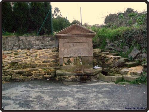 Fonte de san Vicente de Elviña