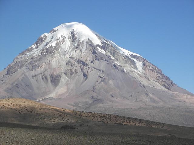 Mt. Sajama (Majestic)