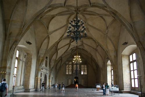 Vladislav Hall, Pražský hrad (Prague Castle)