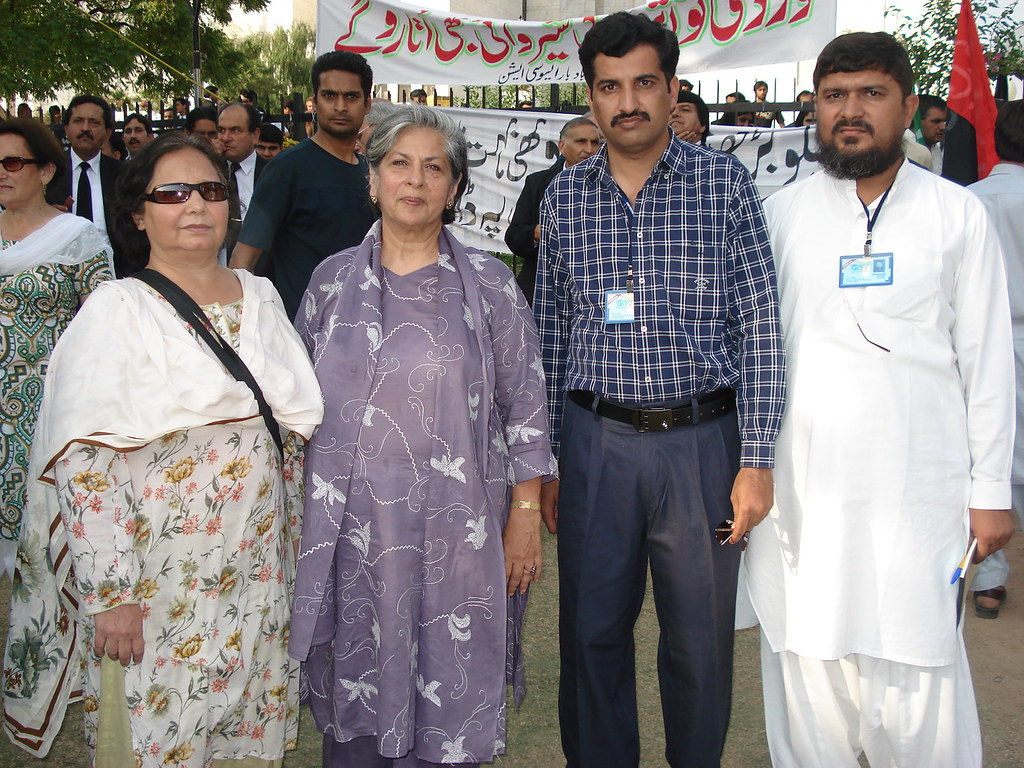 Abida Hussain in Islamabad