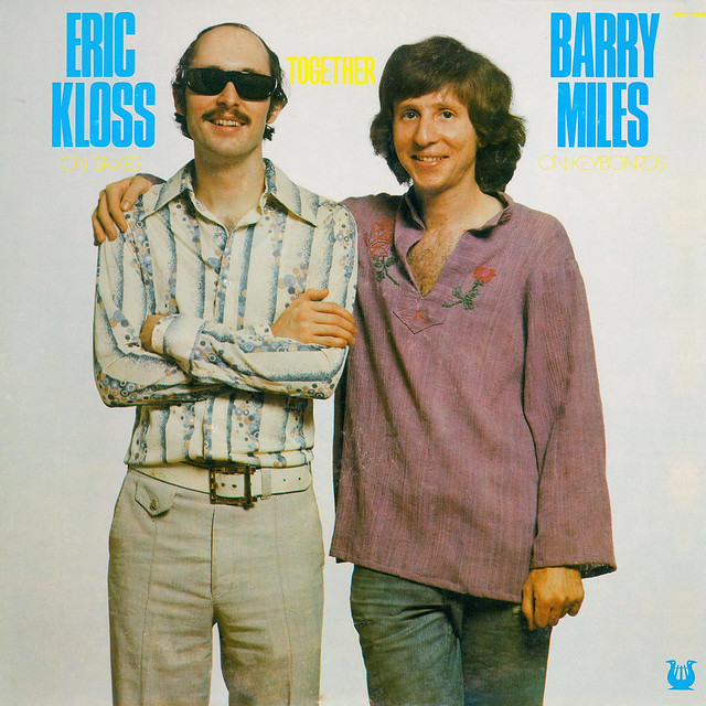 Eric Kloss & Barry Miles: Together