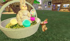 play(0.0), playground(0.0), toy(0.0), backyard(1.0), easter(1.0), lawn(1.0),