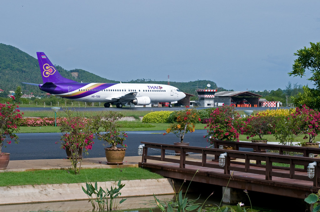 Aeroporto Koh Samui : Samui airport gt resort terminal thailand skyscrapercity