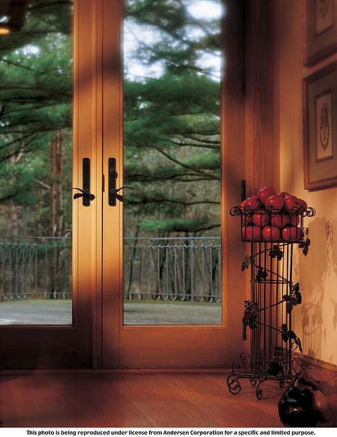 Andersen 400 Series Energy Efficient Frenchwood Hinged