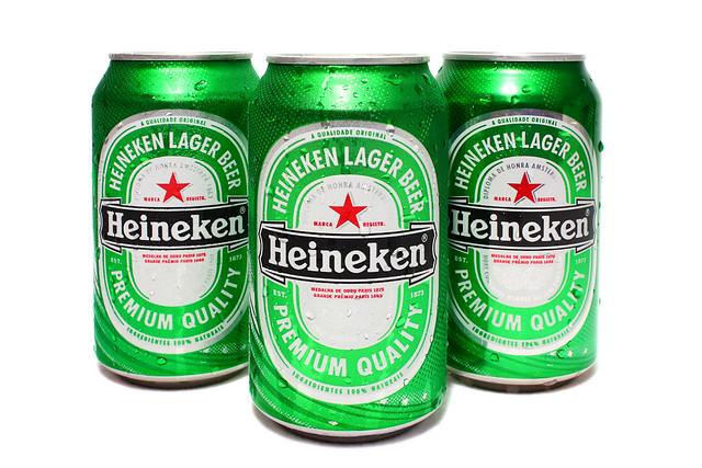 Heineken Lager Beer | Mais uma experiência no estúdio ...
