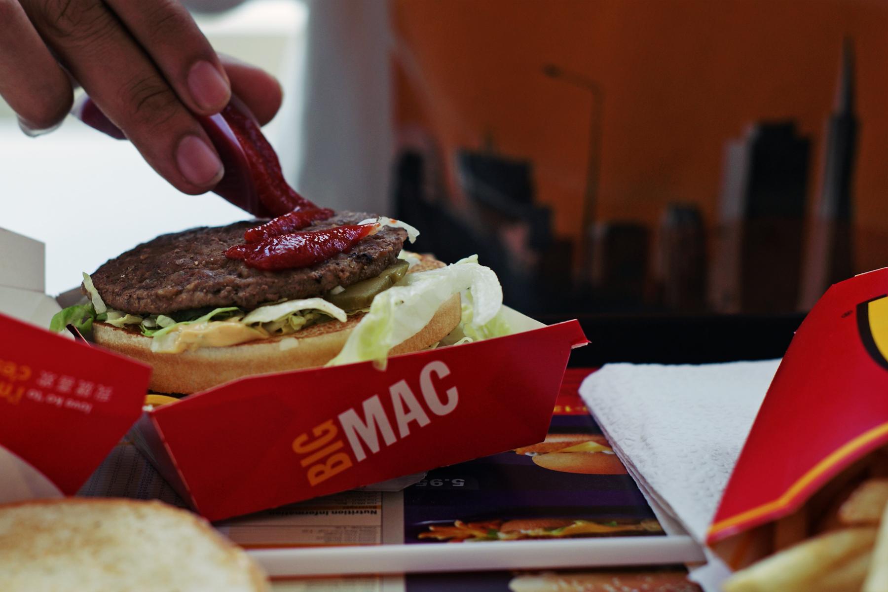 Big Mac Thousand Island