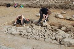 archaeology, soil, sand, geology, rock,