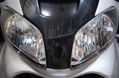 automobile, vehicle, automotive lighting, automotive design, light, motorcycle, headlamp, land vehicle,