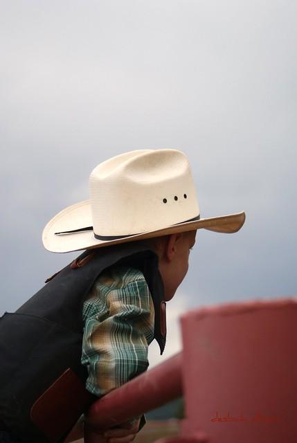 ~ a heavenly wee cowboy ~
