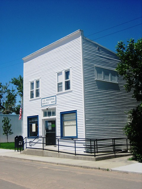 North Dakota Rural Post Office