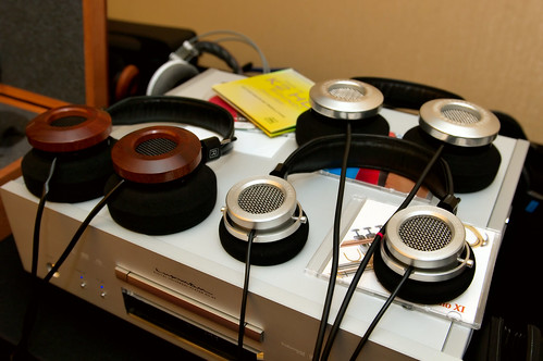 Grado GS1000i,  PS1000 and PS1