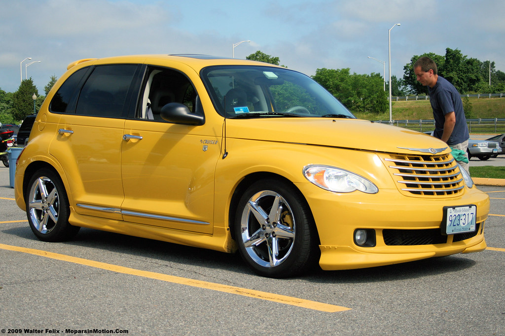 2006 PT Cruiser Route 66 Edition