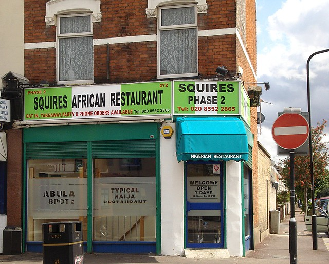 Barking Road African Restaurant