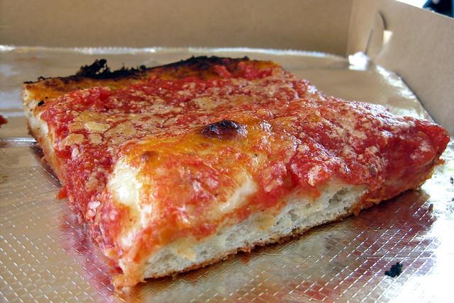 NYC - Brooklyn - Bensonhurst: L&B Spumoni Gardens Pizzeria ...