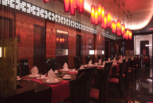 Luxury Restaurant In Beijing China Flickr Photo Sharing