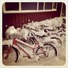 Buried Bikes