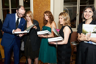 """I Used To Be In Pictures"" Launch 06/3/2014 Lansdowne Club"
