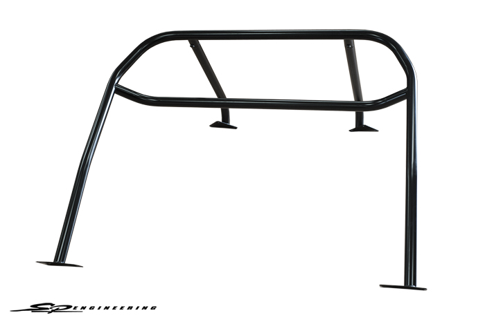 SP Engineering 09+ Nissan GT-R Roll Bar