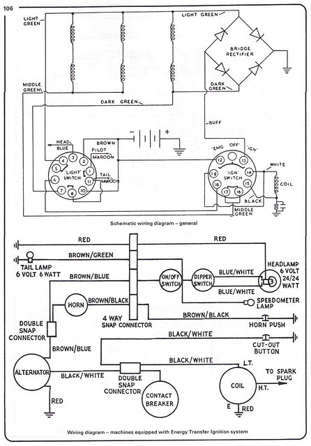 images of triumph tr6 wiring diagram wire triumph 5t wiring diagram et wiring | flickr - photo sharing!