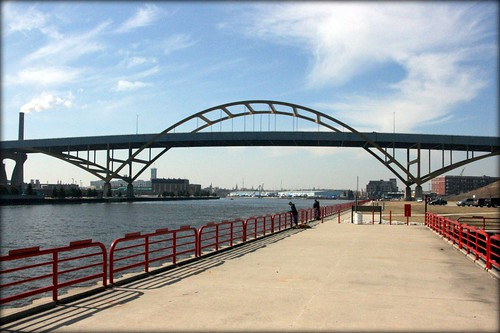 Milwaukee Hoan Bridge