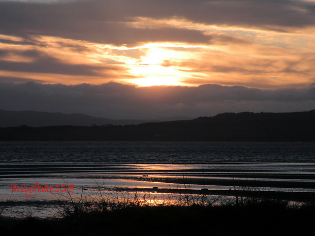 Sunset at Ettrick Bay (288)