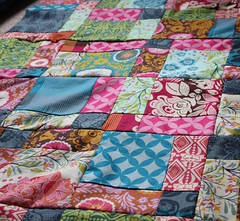 quilt(1.0), art(1.0), pattern(1.0), textile(1.0), patchwork(1.0), linens(1.0), quilting(1.0), bed sheet(1.0), craft(1.0),