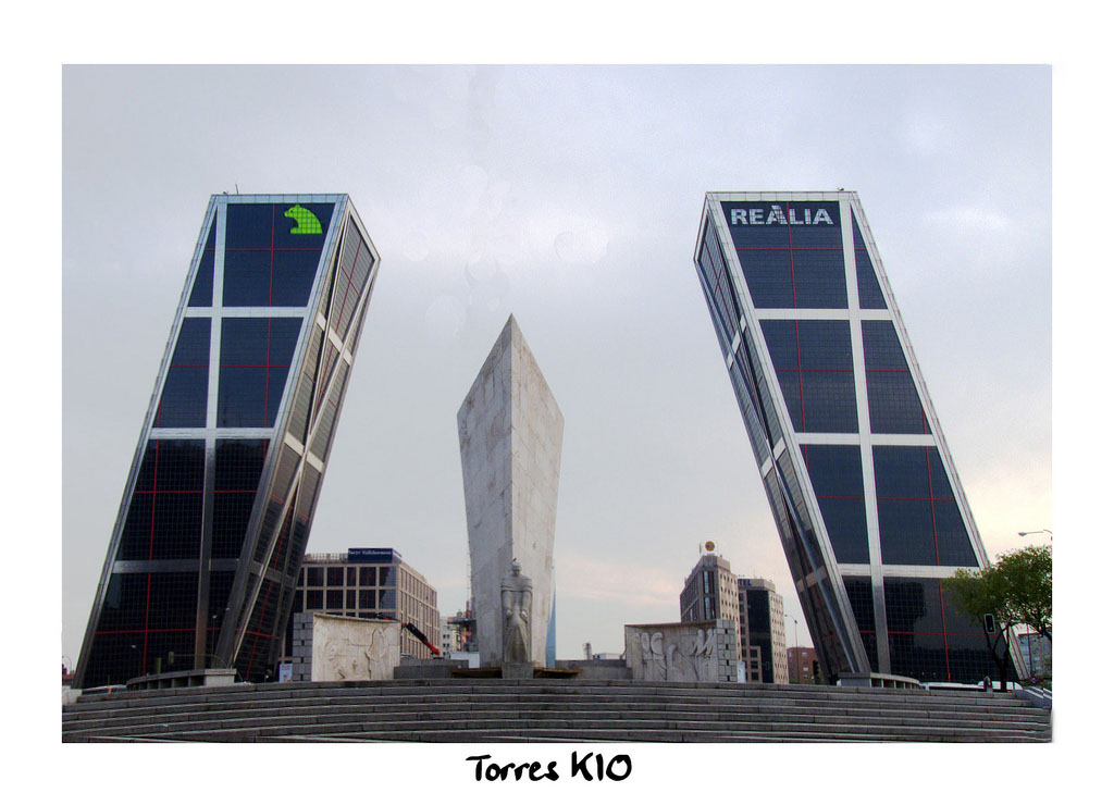 De madrid al cielo torres kio - Torres kio arquitecto ...