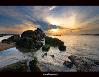 """Rocks, Sand, Sea and Sun"" :: DRI"