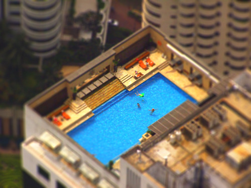 Rooftop Swimming Pool